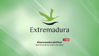 Actuación de Manantial Folk - #ExtremaduraEnFitur
