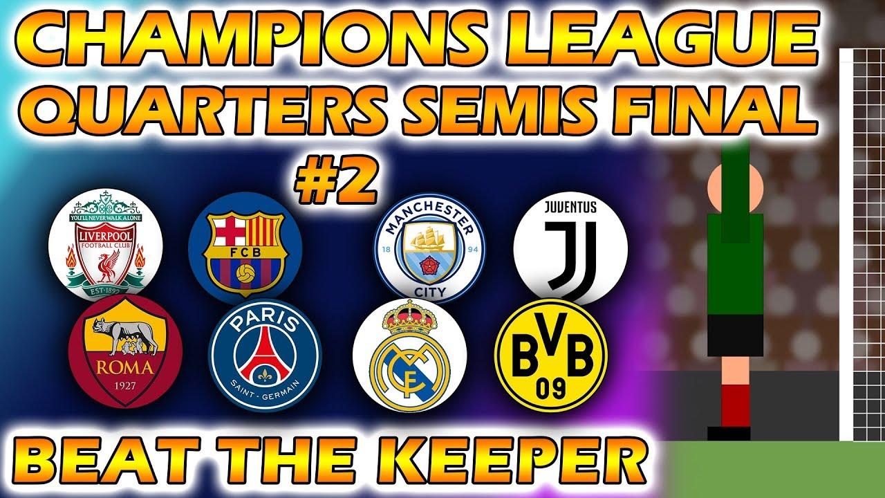 Champions League 2018 19 Pinterest: UEFA Champions League 2018/19 Quarters
