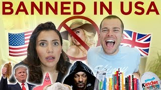 6 Things That Are BANNED in America! 🇺🇸