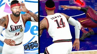 EXPOSE TIME! SEVERE ANKLE BREAKER on STEPH CURRY's BROTHER! NBA 2k18 MyCAREER Ep. 126