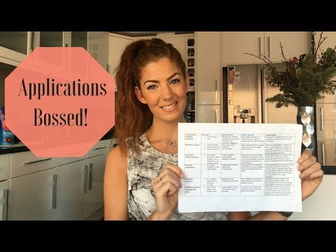 Law:  Training Contract Applications - Bossed!