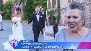 Ünlü Modacı Erol Albayrak'tan Son Dönemde Evlenen Ünlülerin Gelinliklerine Olay Yorum