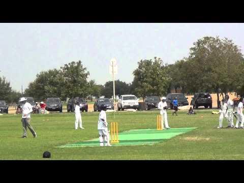 Austin Kids Cricket- Austin v Dallas First Innings (Ball by ball)