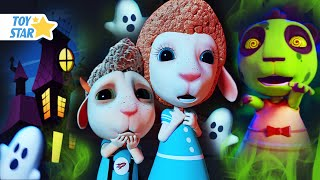 Долли и Друзья Зомби Привидение и Весёлые Игры в Прятки Детские Песни и Добрые Страшилки 166