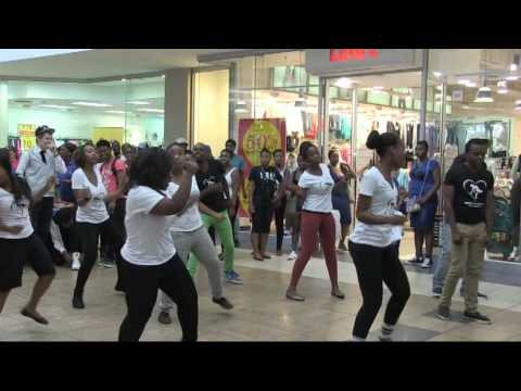 Flash Mob Boardwalk Richards Bay