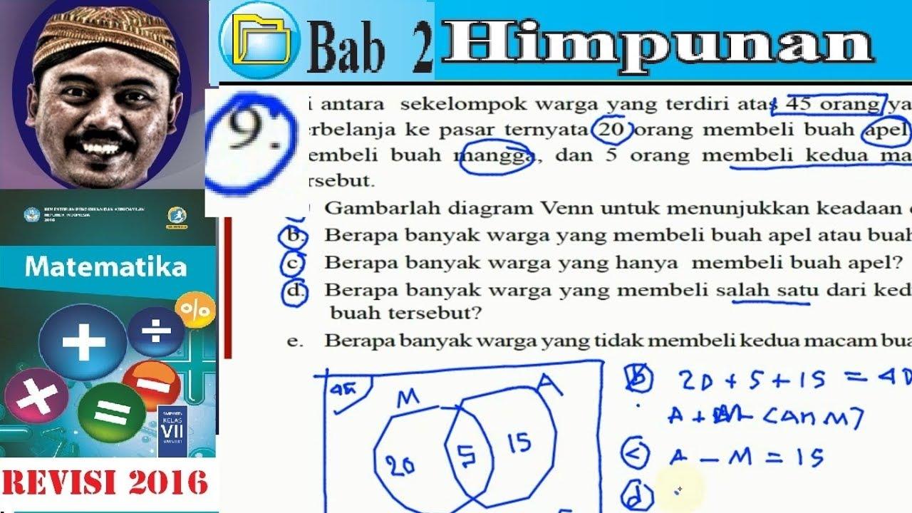 Himpunan matematika kelas 7 bse kurikulum 2013 revisi 2016 uk 2 himpunan matematika kelas 7 bse kurikulum 2013 revisi 2016 uk 2 esai no9 diagram venn ccuart Gallery
