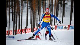 NGL Biathlon Карьера 6 Чемпионат Мира среди юниоров