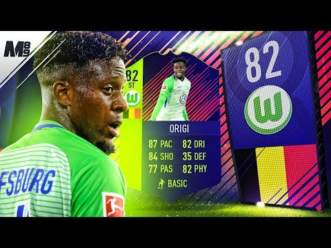 FIFA 18 PTG ORIGI REVIEW | 82 PATH TO GLORY ORIGI PLAYER REVIEW | FIFA 18 ULTIMATE TEAM