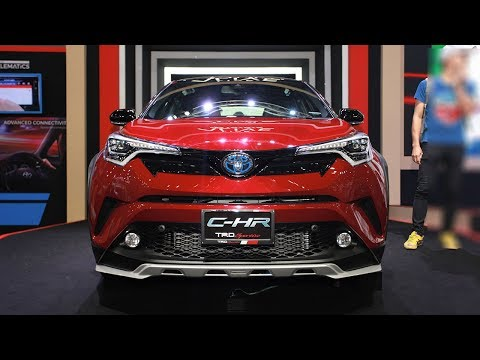 TOYOTA C-HR HV Hi 2018-2019 [Interior and Exterior]