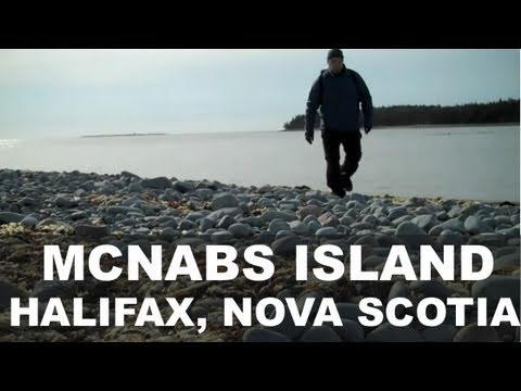 McNab's Island - Historic Site - Provincial Park - in The Spring