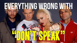 "Everything Wrong With No Doubt - ""Don"