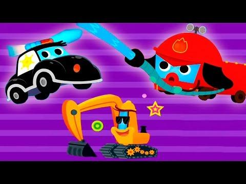 Мультфильм про полицейскую машину полнометражный
