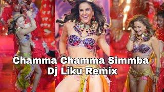 Gambar cover Chamma Chamma Simmba - Dj Liku Remix