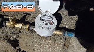 Comment remplacer un robinet avant le compteur d'eau -  OPÉRATION INTERDITE, NE PAS REPRODUIRE !