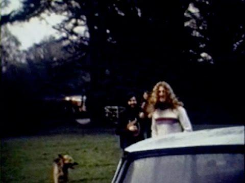 Led Zeppelin Headley Grange 1970 (home movie)