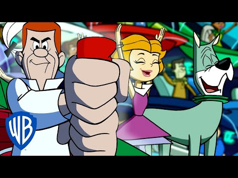 Thumbnail: Jetsons & WWE Robo-Wrestlemania | George to the Rescue