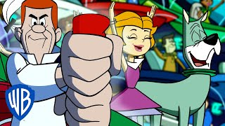Jetsons & WWE Robo-Wrestlemania | George to the Rescue