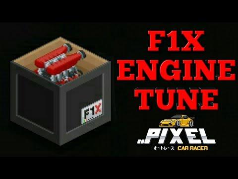 Pixel Car Racer - F1X Engine Tune