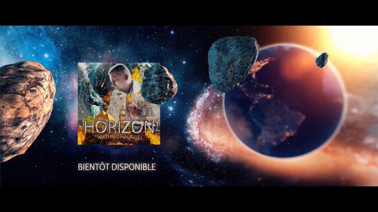 "TEASER NEW ALBUM ""HORIZON"" MATHIEU HAUGUEL"