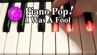 I Was A Fool Piano Lesson - Tegan and Sara - Easy Piano Tutorial