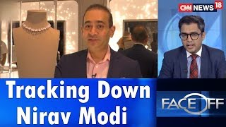 Tracking Down Nirav Modi | Face Off | Breaking News | CNN News18