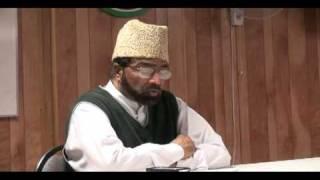 Ahmadiyya Missionary Imam Kauser Class - 03/07/2009 [Part 1]