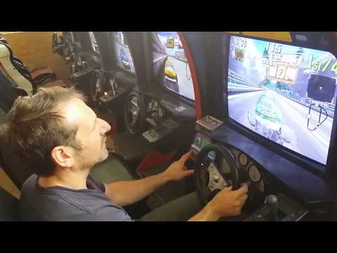 90's Arcade-Collector Gerhard W. from Austria shows a small part of his collection.