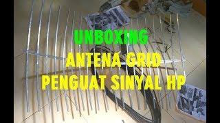 Unboxing Antena Penguat Sinyal 4G Modem Wifi