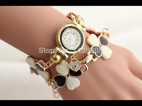 Недорогие женские часы-жен. Часы-браслет наручные часы кварцевый cool имитация алмазный натуральная · жен. Часы-браслет наручные часы.