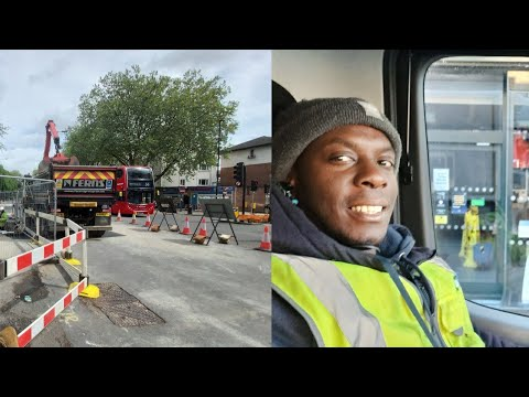 My FIRST Truck Driving Job Experience In A HGV