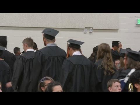 Jerome High School Graduation 2017