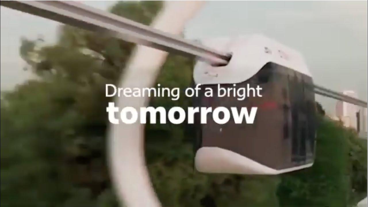Chính phủ Dubai cho rằng công nghệ Skyway sẽ mang lại một tương lai tươi sáng