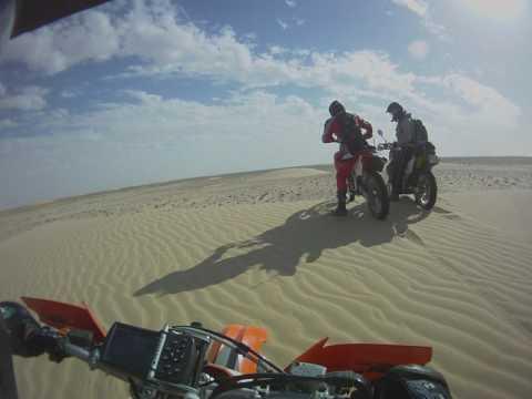 Duneando por Mauritania