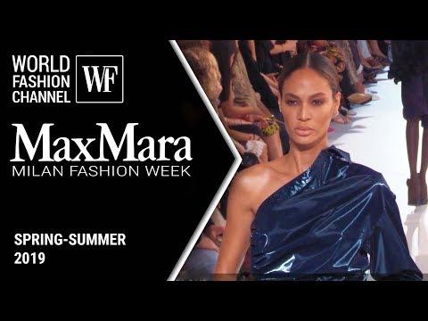 MAX MARA spring-summer 2019 Milan fashion week