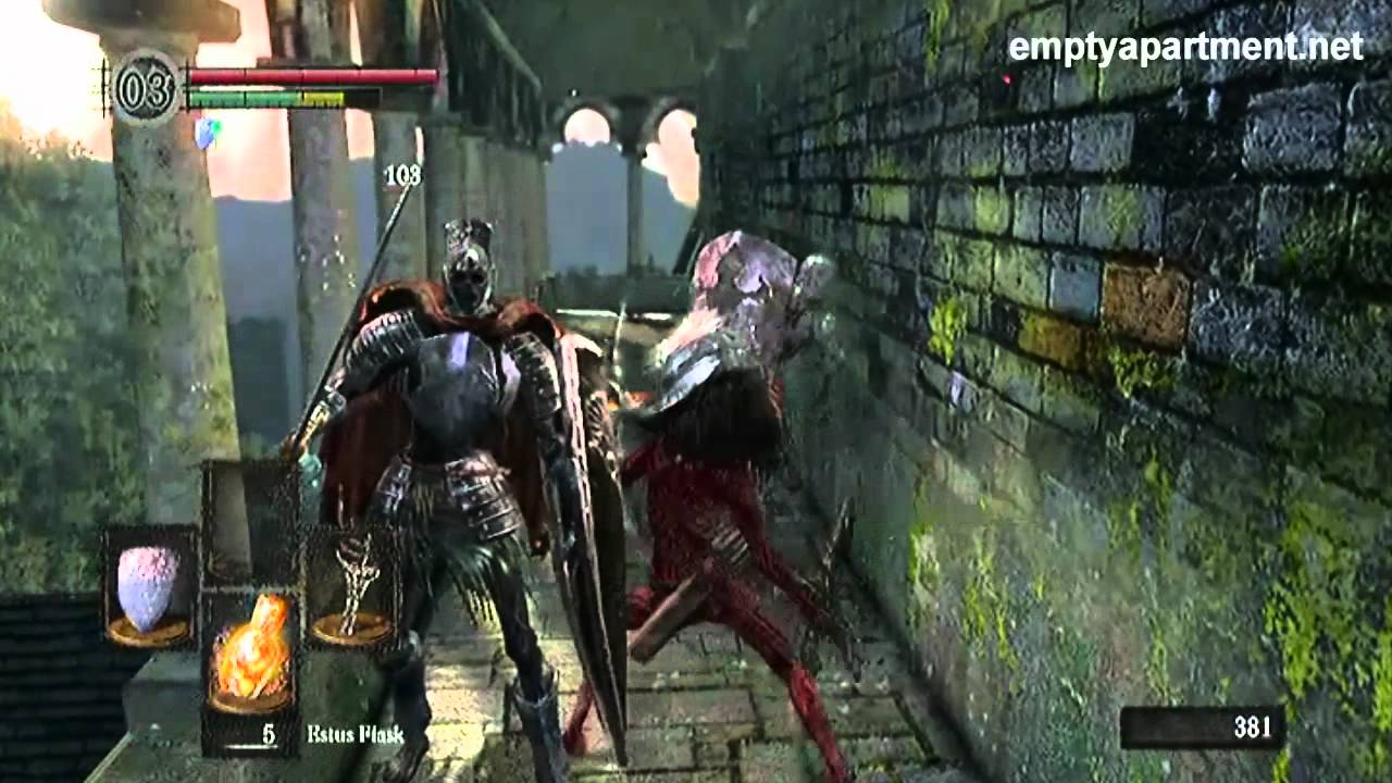 Dark Souls Location Of Basement Key Lower Undead Burg Key Hd
