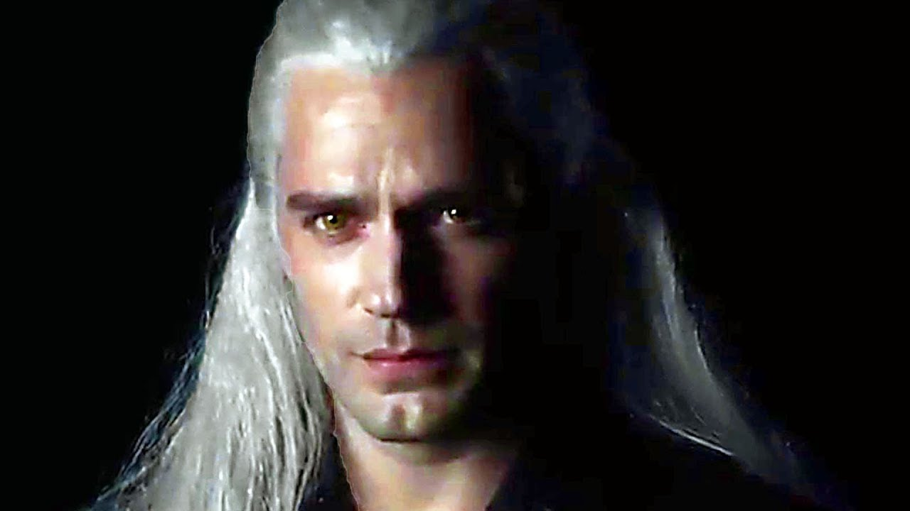 THE WITCHER Bande Annonce TEASER (2019) Henry Cavill, Série Netflix HD