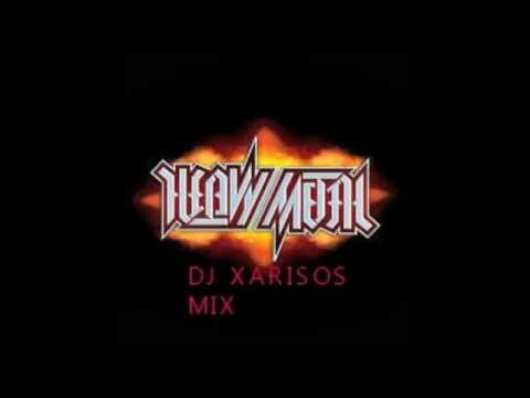 HEAVY METAL MIX CD2 DJ XARISOS