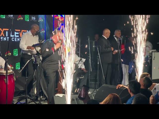 Orquesta Mulenze Featuring Pedro Brull @ Carpa Salsera Miami Florida 9/11/2021