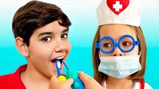 Doctor Song for Kids | Kids Song by Hey Dana