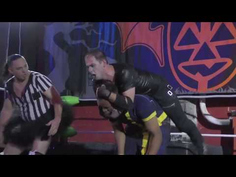 3-2-1 BATTLE! Horror Business 2016 - Dante Smythe vs. Brayden Tregger III