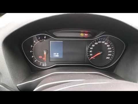 Ford Mondeo 4 - режим самодиагностики