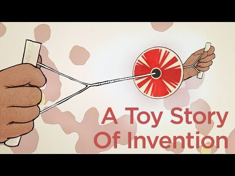 Invention Stories: How A Children's Toy Led To An Essential Medical Device | Joe's Big Idea | NPR
