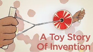 How A Children's Toy Led To An Essential Medical Device