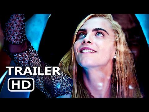 "Thumbnail: VALERIAN ""Rihanna is an ALIEN"" Trailer (2017) Cara Delevingne, Rihanna Sci-Fi Movie HD"