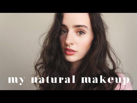 My Natural, Vegan & Cruelty Free Makeup Routine
