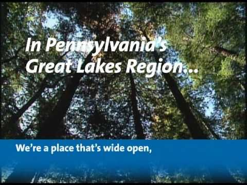 Pennsylvania Great Lakes Region  Adventures.wmv
