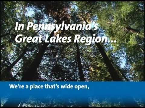 Pennsylvania Great Lakes Region  Adventures.wmv