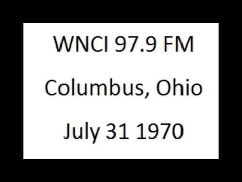 WNCI July 31 1970