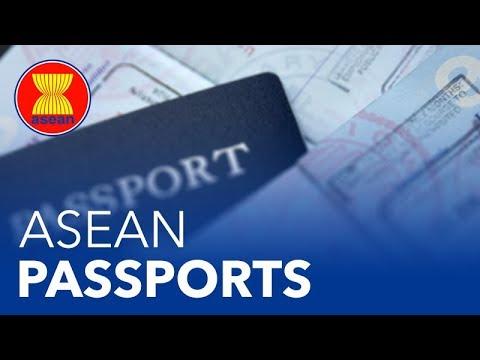 ASEAN - Passports