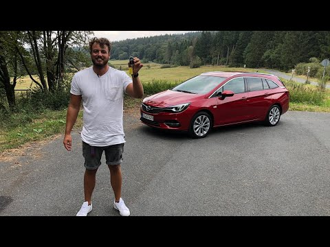 2019 Opel Astra K Sports Tourer Facelift (1,2 Liter) 🏔 Fahrbericht | FULL Review | POV | Test-Drive